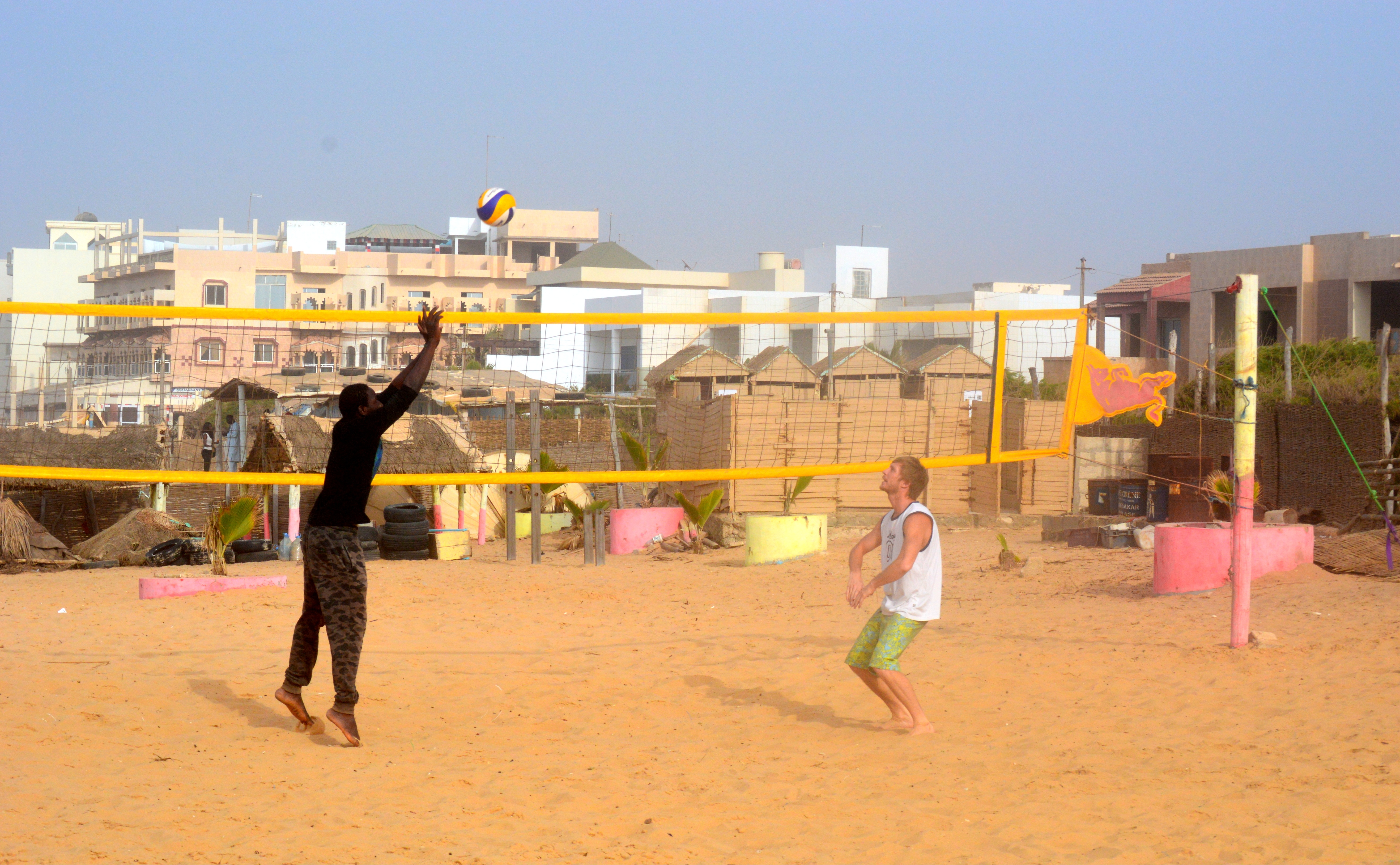 beach volley gallery